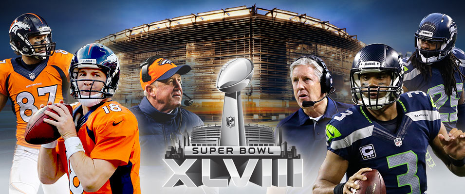 the table is finally set for super bowl xlviii last week peyton